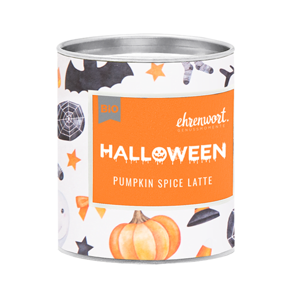 Halloween Pumpkin Spice Latte